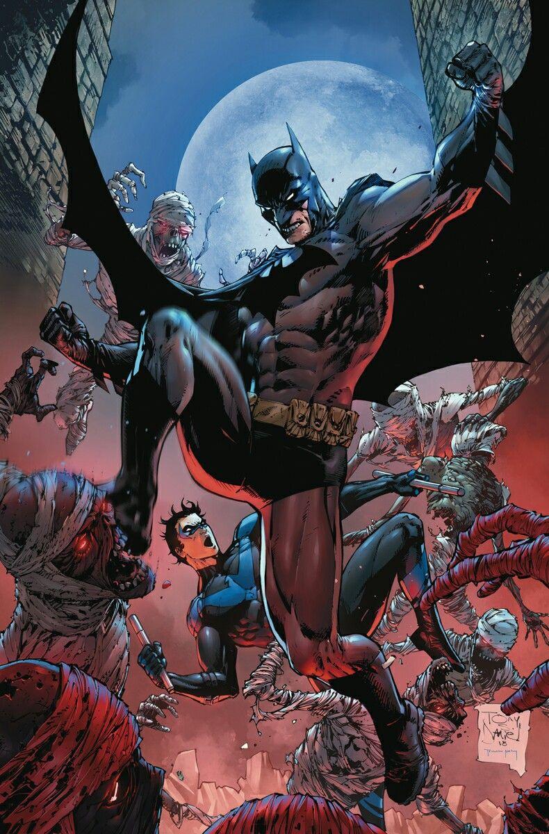 Год возвращения супертрусов— теперь уБэтмена сноваклассическийкостюм | Канобу - Изображение 3110