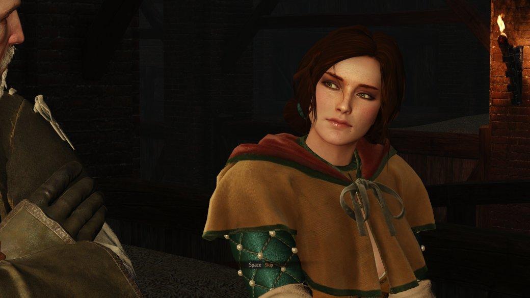 5 модов для The Witcher 3: Wild Hunt, приближающих игру ккнижному канону