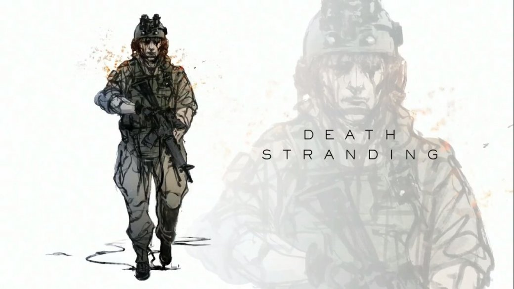 Новый ролик Death Stranding целиком посвящен Человеку взолотой маске. Озвучил его Трой Бейкер | Канобу - Изображение 8