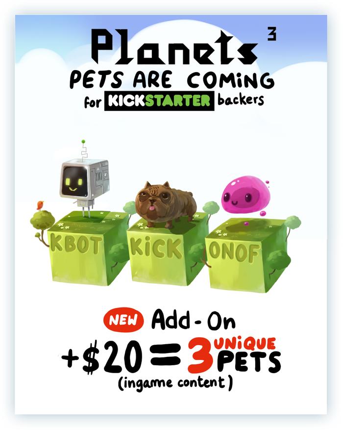 Гость с Kickstarter: Planets³   Канобу - Изображение 4647
