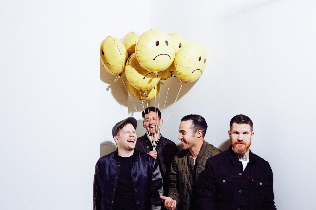 Обзор альбома Mania от Fall Out Boy. Слушать Fall Out Boy - Mania онлайн | Канобу - Изображение 9290