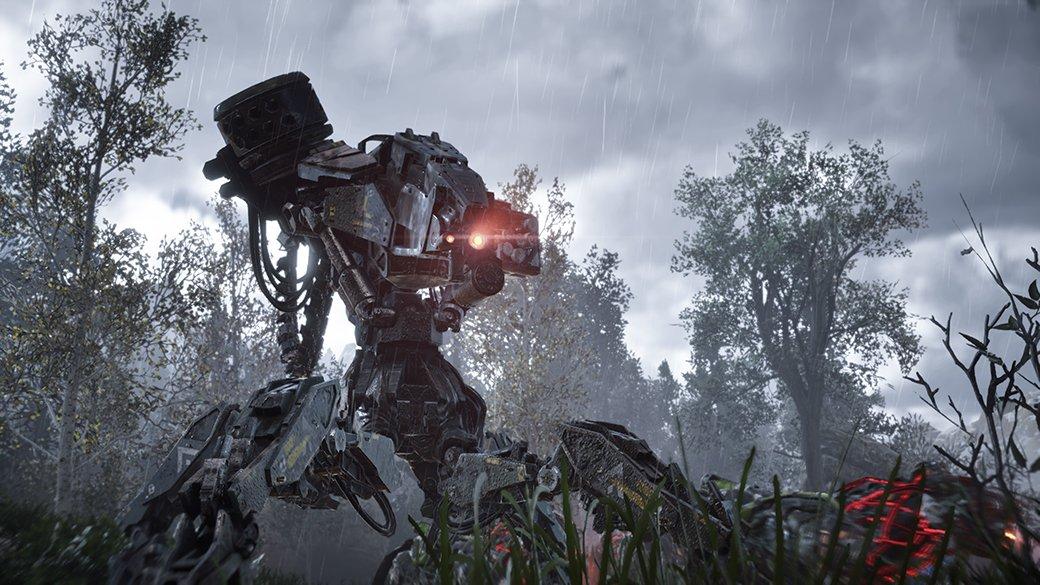 Слайдер: сравниваем машины изHorizon: Zero Dawn cреальными животными | Канобу - Изображение 10384