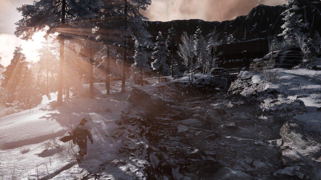 Разбираем Fade toSilence— игру овыживании, постапокалиптической зиме ищупальцах | Канобу - Изображение 2