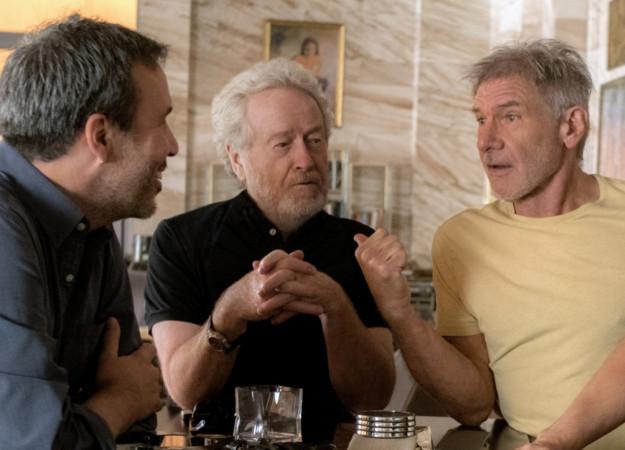 Дени Вильнев выгнал со съемочной площадки «Бегущего по лезвию 2049» Ридли Скотта?!  Но зачем? | Канобу - Изображение 708