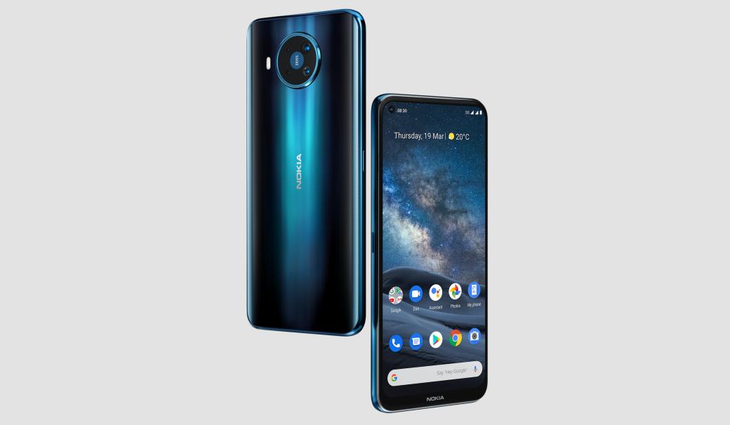 Представлены трио финских смартфонов: флагман Nokia 8.3 5G, бюджетники Nokia 5.3 иNokia 1.3   Канобу - Изображение 16602