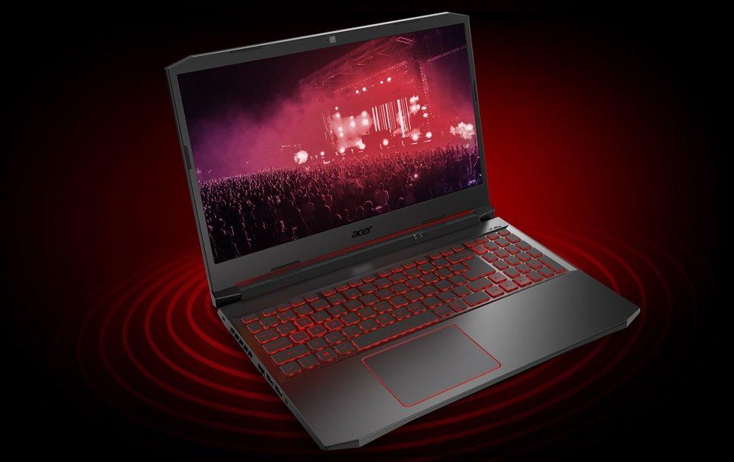 Обзор линейки ноутбуков Acer Nitro5: стильно идоступно | Канобу - Изображение 4422