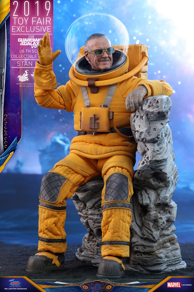 Hot Toys выпустит экшен-фигурку Стэна Ли из «Стражей галактики 2». Она выглядит потрясающе!    Канобу - Изображение 8