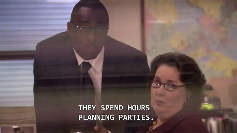 Почему Филлис— худший персонаж «Офиса». 52 доказательства | Канобу - Изображение 9302