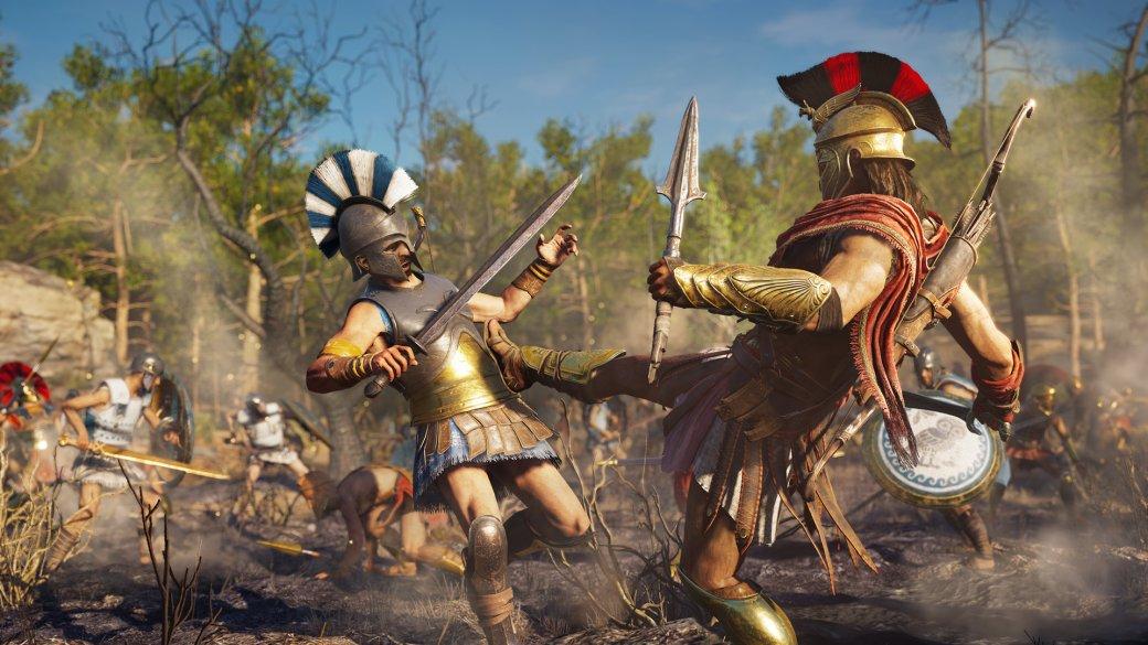Гайд по Assassin's Creed: Odyssey. Где найти лучшее оружие? | Канобу - Изображение 1