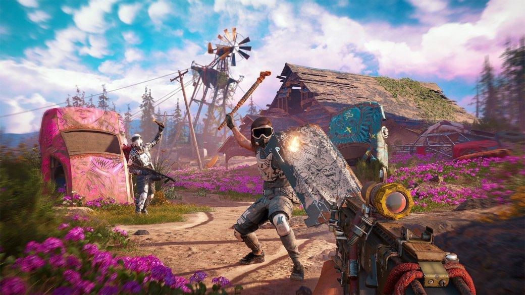 Краткий обзор Far Cry: New Dawn | Канобу - Изображение 6324