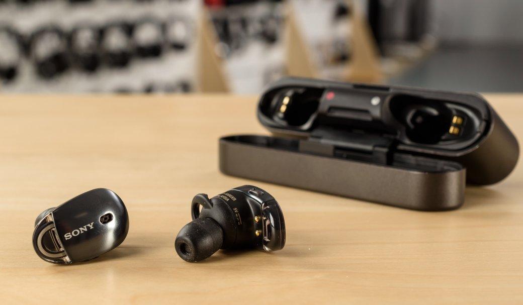 Лучшие беспроводные наушники 2019 - топ-10 Bluetooth-гарнитур для телефона на замену Apple AirPods | Канобу - Изображение 1247