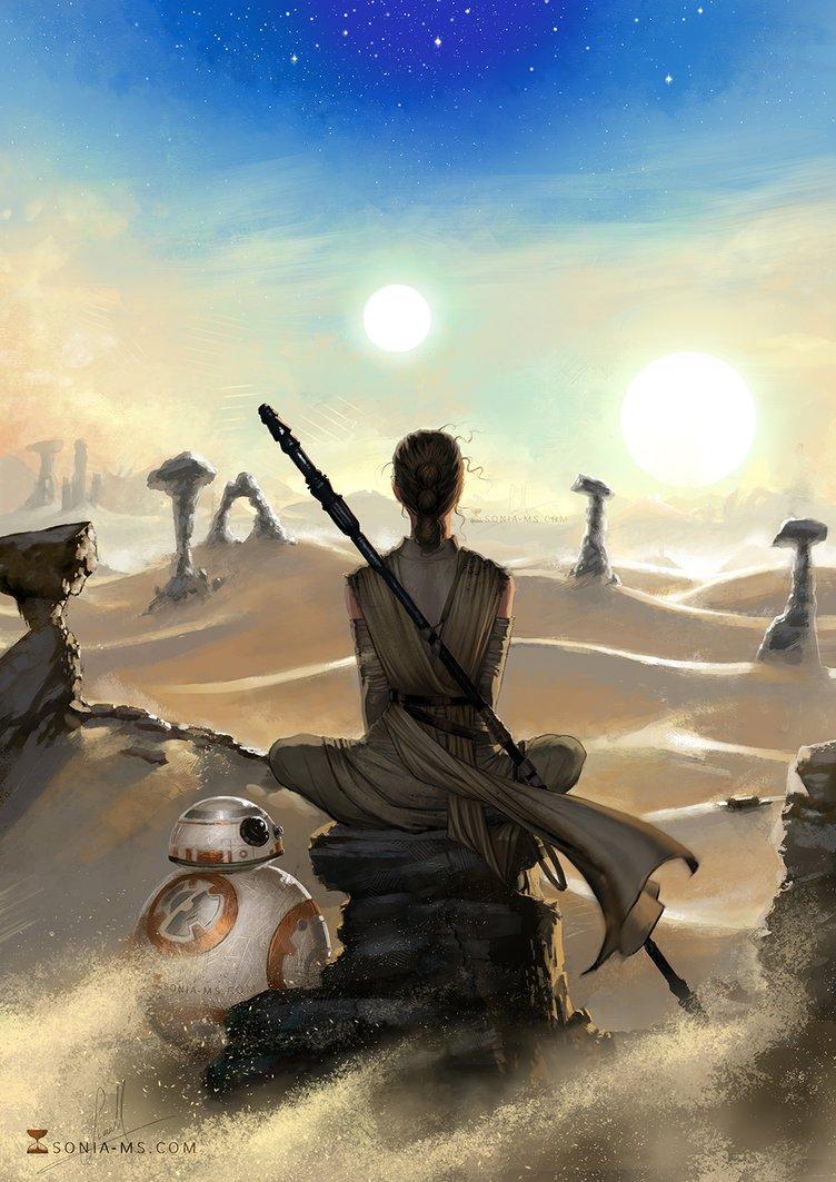 Рецензия Трофимова на «Звездные войны: Пробуждение Силы» | Канобу - Изображение 9