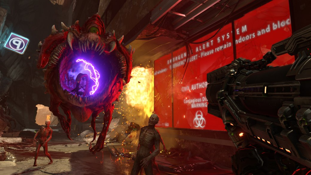 Что вас больше всего впечатлило вгеймплее Doom Eternal?. - Изображение 1