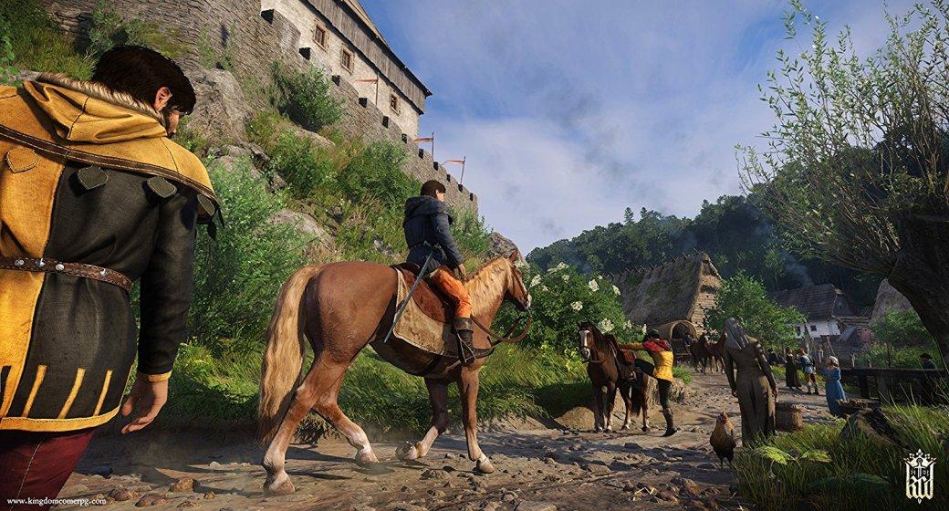Видео: графику Kingdom Come: Deliverance сравнили на PC, PS4 Pro и Xbox One X | Канобу - Изображение 1