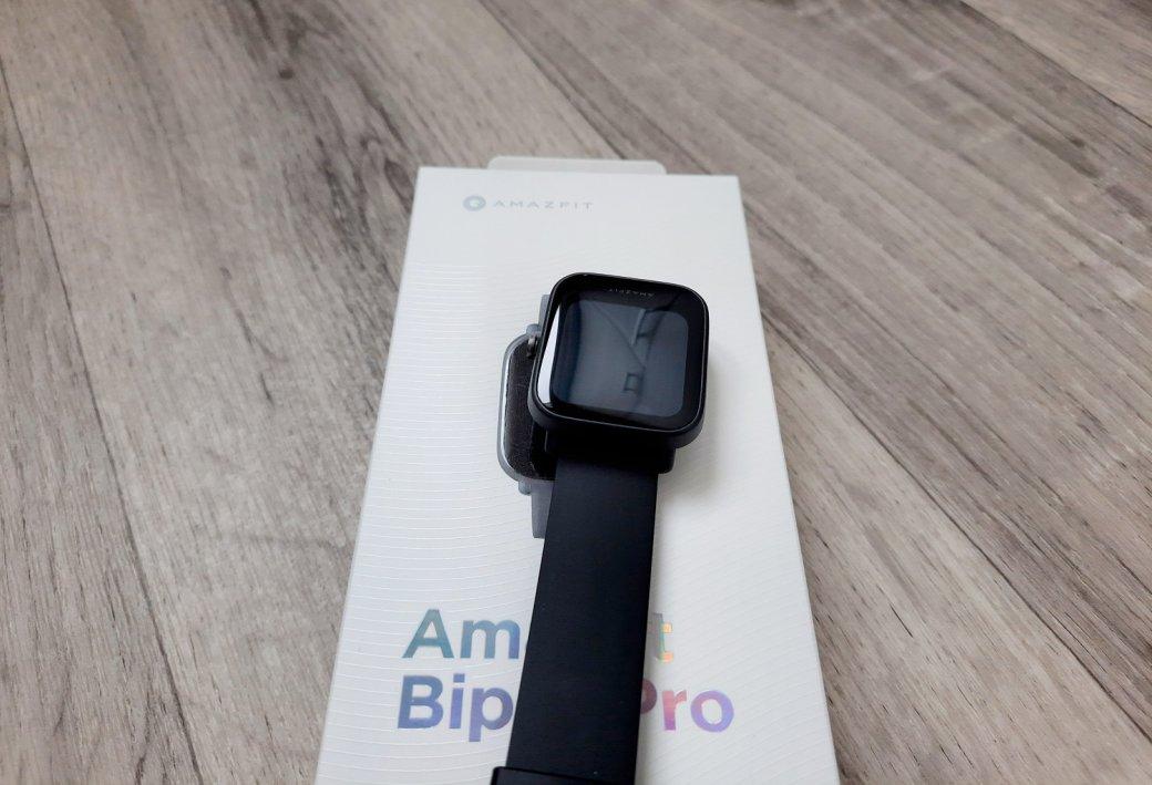 Обзор Amazfit Bip UPro. Симпатичные бюджетные смарт-часы сдатчиком кислорода иGPS | Канобу - Изображение 851