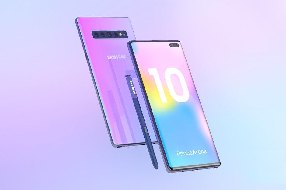 Опубликованы детальные рендеры флагмана Samsung Galaxy Note10 | Канобу - Изображение 4659