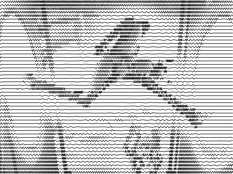 Бэтмен, Ведьмак и Макс Пэйн в минимализме — всего 50 линий и 2 цвета   Канобу - Изображение 6967