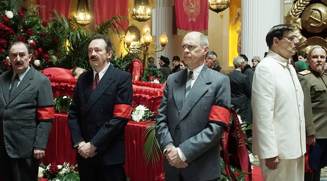 «Спривкусом русофобии»: что критики думают осатирической комедии «Смерть Сталина» | Канобу - Изображение 9401