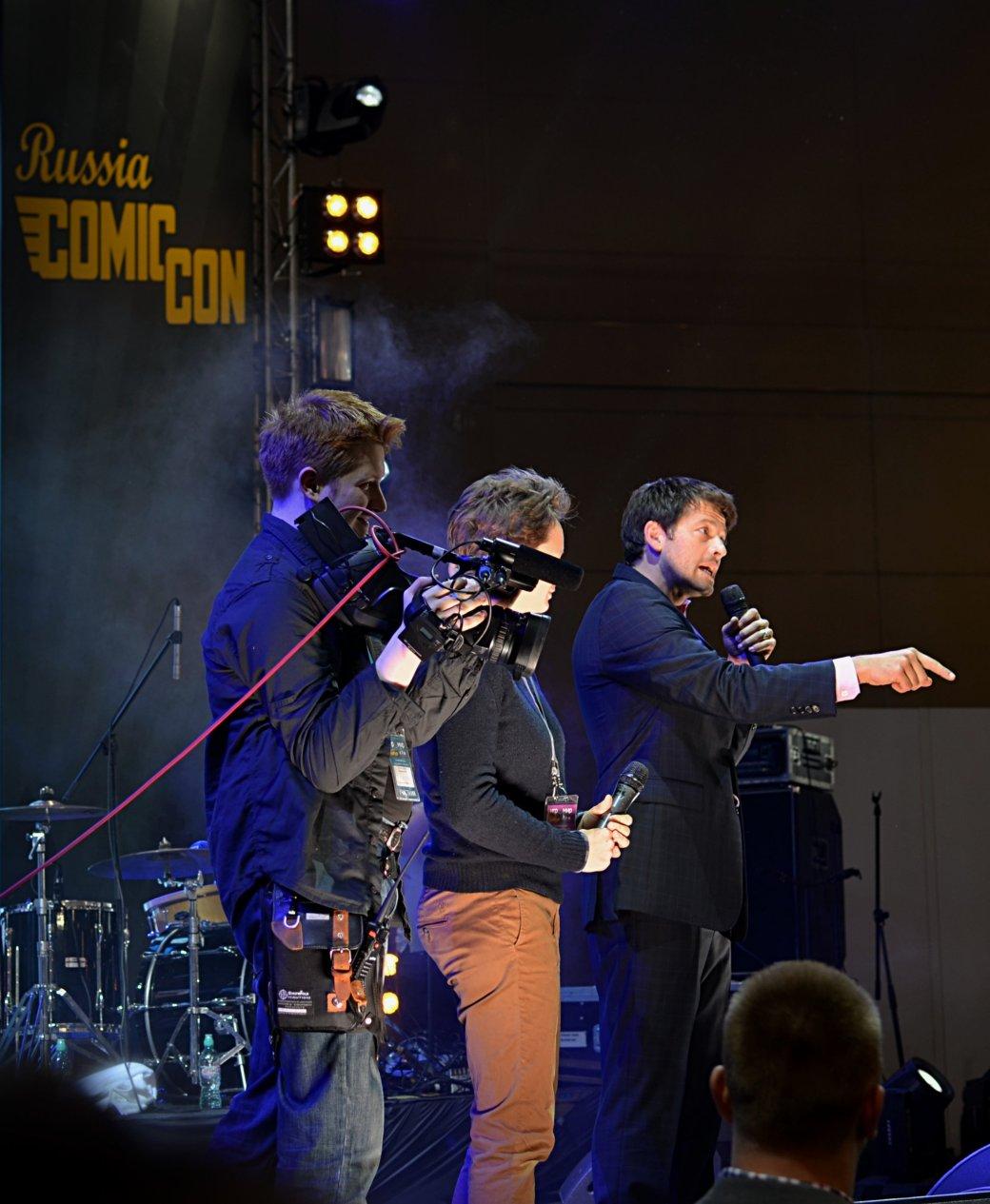 Итоги Comic Con Russia | Канобу - Изображение 11