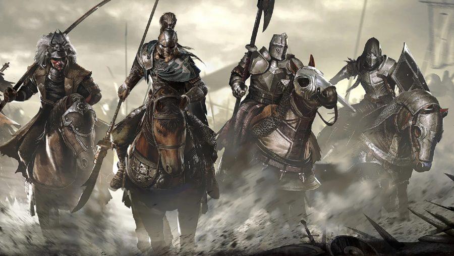 Conqueror's Blade. 4 причины окунуться вобновление «Рыцари Ордена» | Канобу