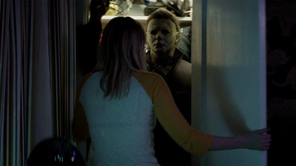 «Хэллоуин» (2018)— тухлый слэшер субийствами закадром | Канобу - Изображение 4