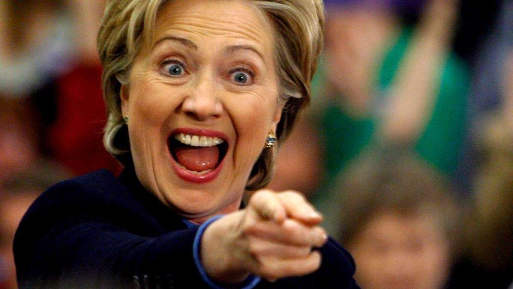 Хиллари Клинтон сравнила себя с  Серсеей Ланнистер — нет, серьезно!. - Изображение 1