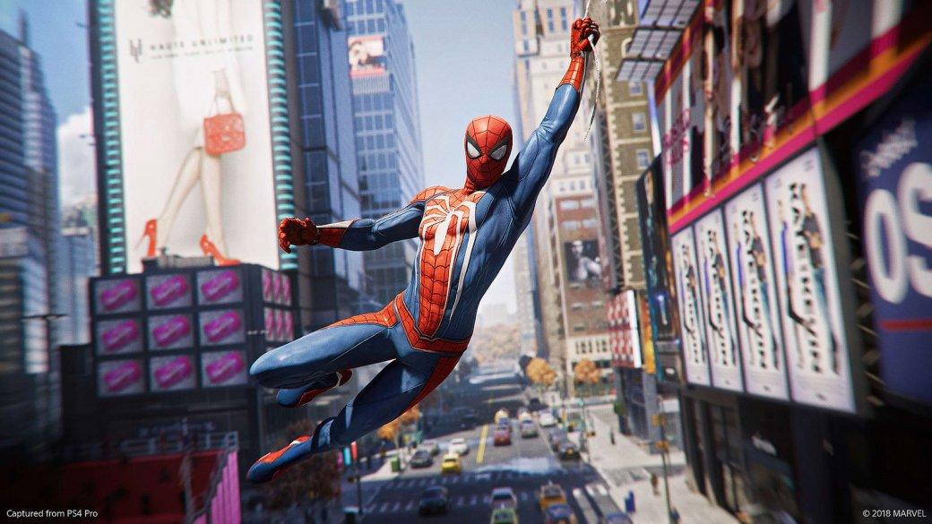 Новая Spider-Man для PS4 еще невышла, аподробности DLC для нее уже раскрыли   Канобу - Изображение 4451