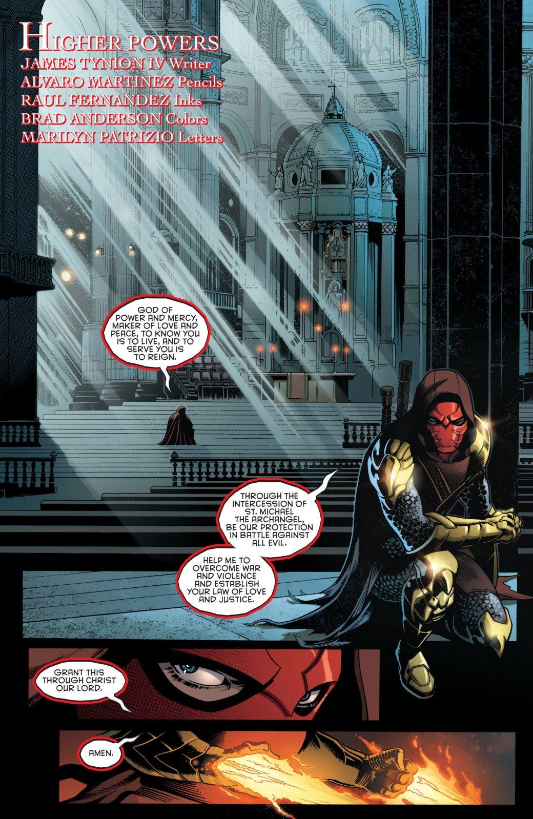 Азраил возвращается в комиксы DC | Канобу - Изображение 7021