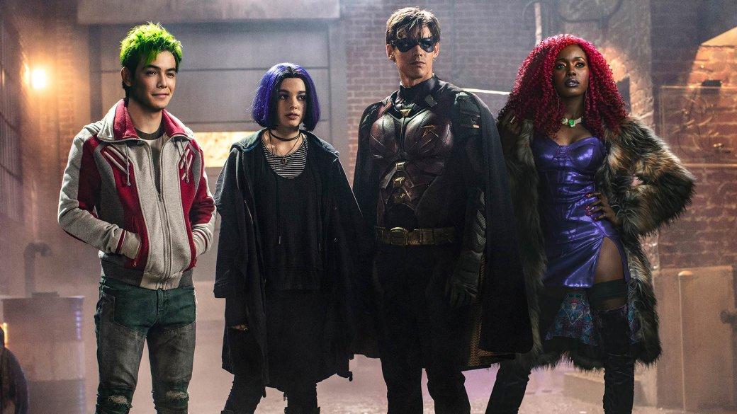 Рецензия на«Титанов»— странный инеровный, новсе еще лучший сериал покомиксам DC | Канобу - Изображение 1