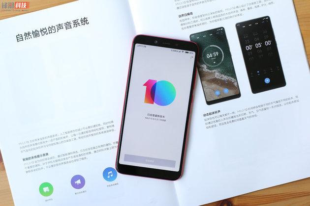 Смартфоны Xiaomi Redmi Note 5A и Redmi Note 5A Prime начали обновляться до MIUI 10   Канобу - Изображение 3318