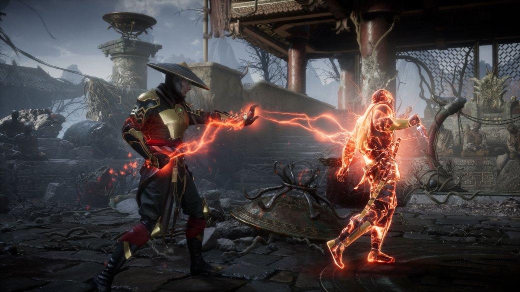 Превью Mortal Kombat 11 для PS4, PC, Switch и Xbox One | Канобу - Изображение 4