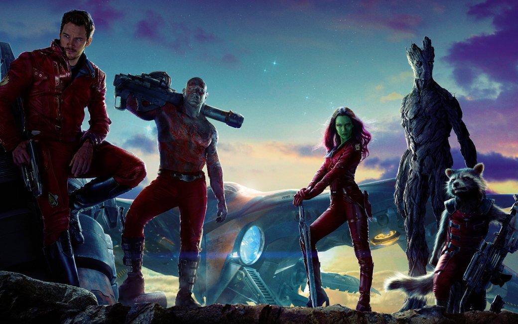 Почему «Стражи Галактики» определят будущее киновселенной Marvel | Канобу