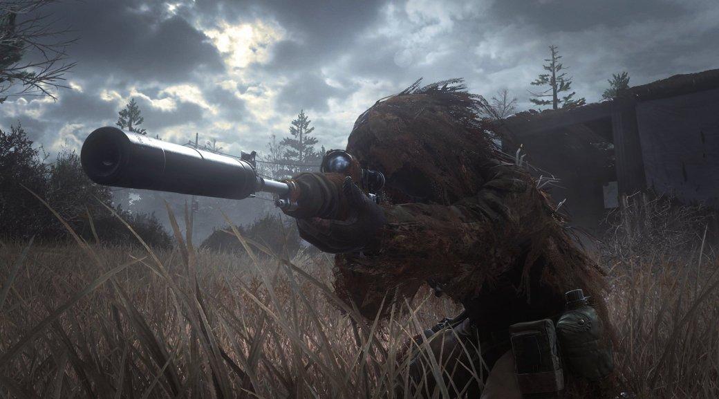 Call of Duty: Modern Warfare Remastered. Мнение о сюжетной кампании | Канобу