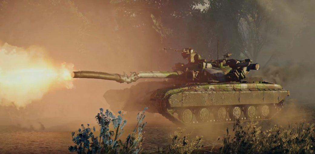 Как «Буря» преобразила War Thunder — Dagor Engine 5.0, новые танки, обновленная графика | Канобу - Изображение 1215
