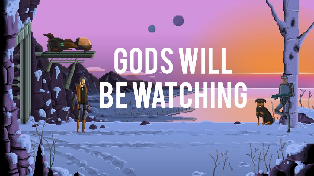 Обзор Gods Will Be Watching - рецензия на игру Gods Will Be Watching | Рецензии | Канобу
