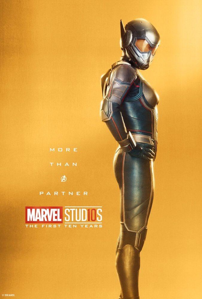 «Больше, чем легендарный преступник». ВСети появились новые юбилейные постеры Marvel Studios | Канобу - Изображение 23