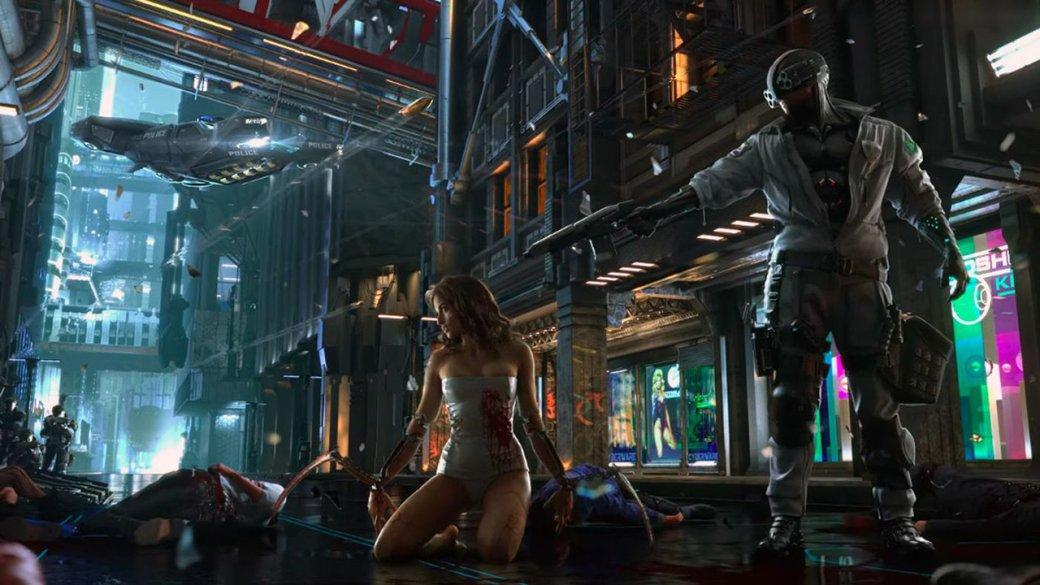 Круглый стол. Обсуждаем геймплей Cyberpunk 2077— это DeusEx? | Канобу - Изображение 2