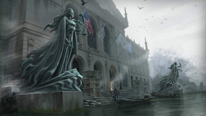 Релиз The Sinking City отложили до лета из-за серьезной конкуренции   Канобу - Изображение 5803