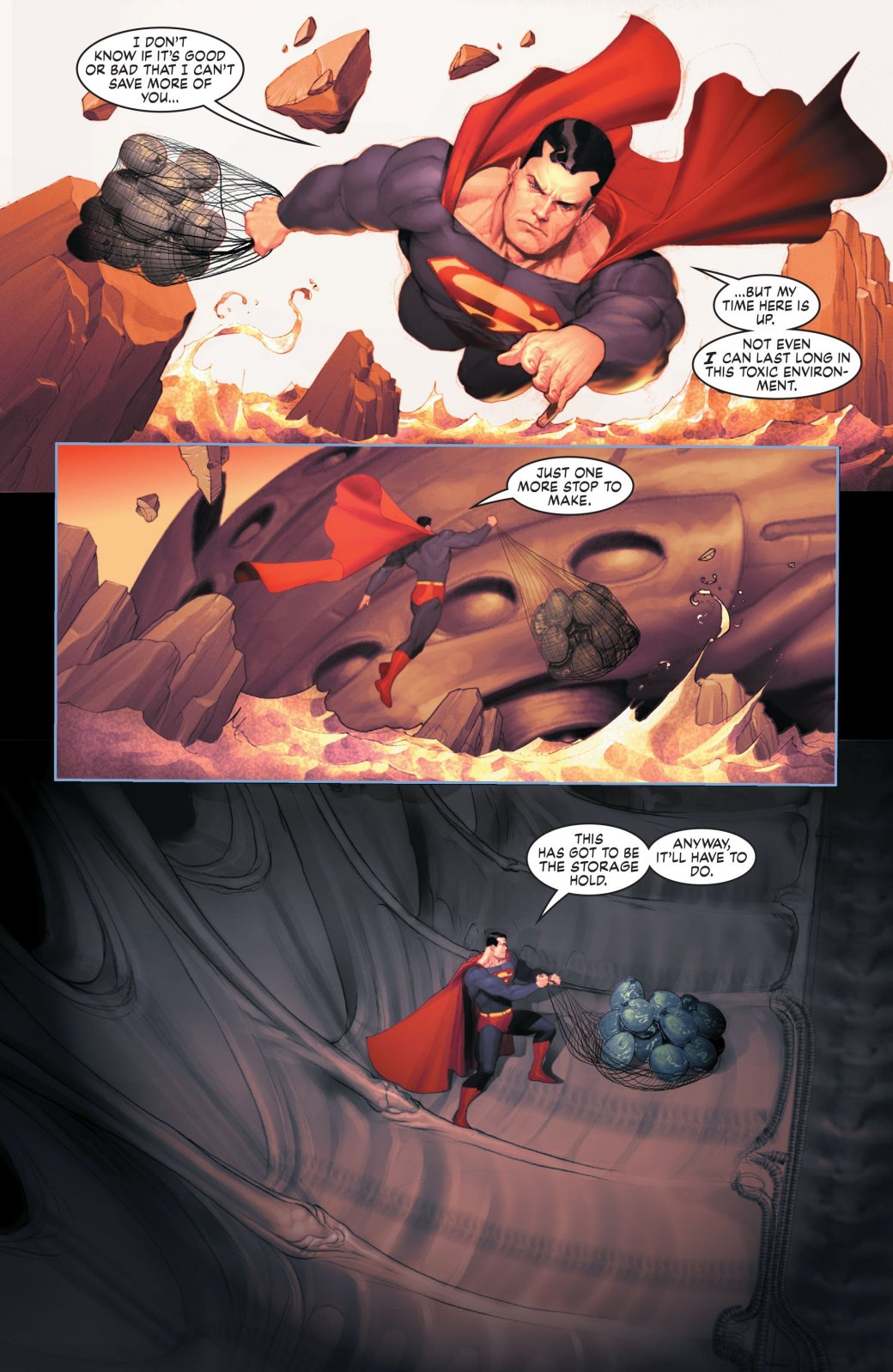 Бэтмен против Чужого?! Безумные комикс-кроссоверы сксеноморфами | Канобу - Изображение 31