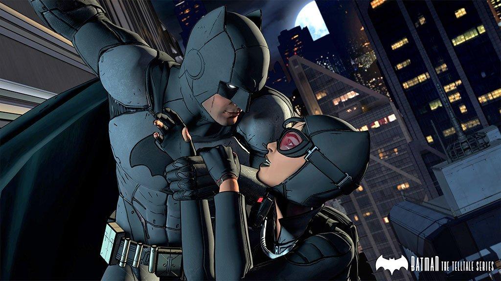 скачать игру бэтмен от telltale games