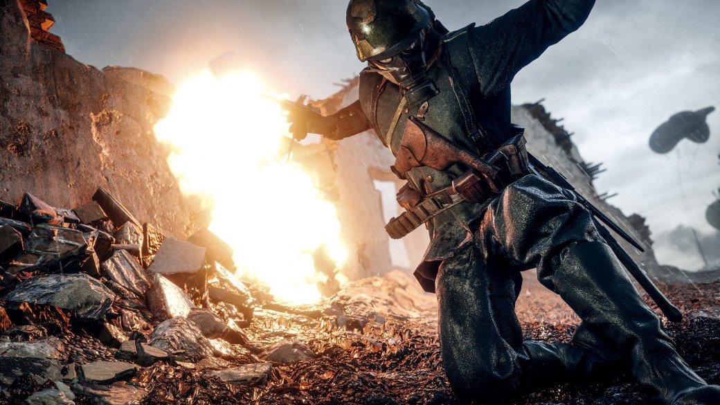Изумительные скриншоты Battlefield 1 | Канобу - Изображение 8311
