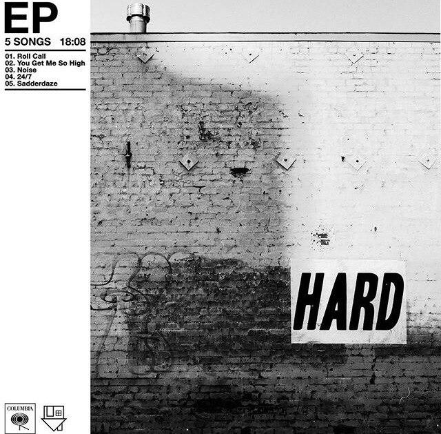 Обзор The Neighbourhood— Hard и The Neighbourhood— ToImagine. Инди рок, альт-рок, слушать онлайн | Канобу - Изображение 1