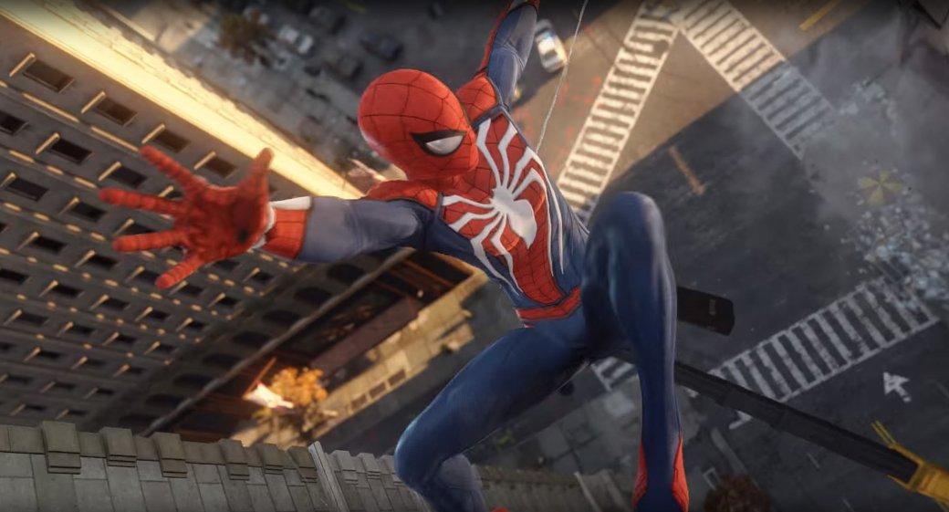 Разработчики из Insomniac поделились деталями новой Spider-Man для PS4 | Канобу - Изображение 9508