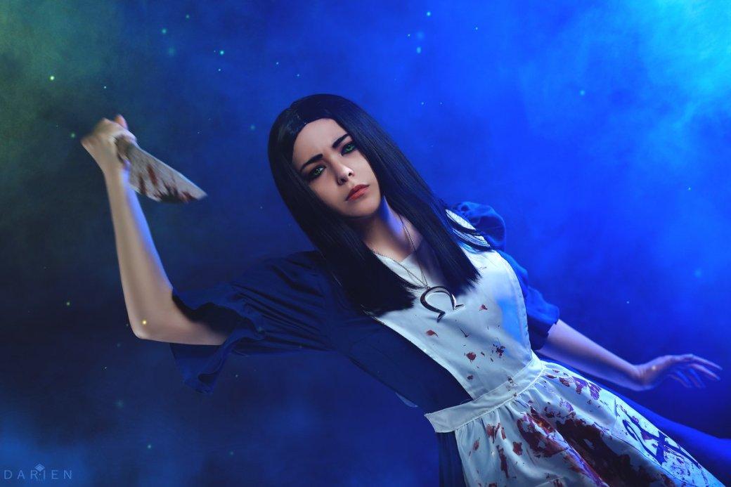 Косплей дня: Алиса Лидделл из игры Alice: Madness Returns. - Изображение 9