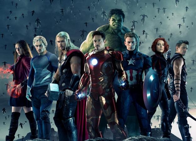 Мертвого персонажа Marvel заметили насъемках четвертых «Мстителей». Спойлеры!. - Изображение 1