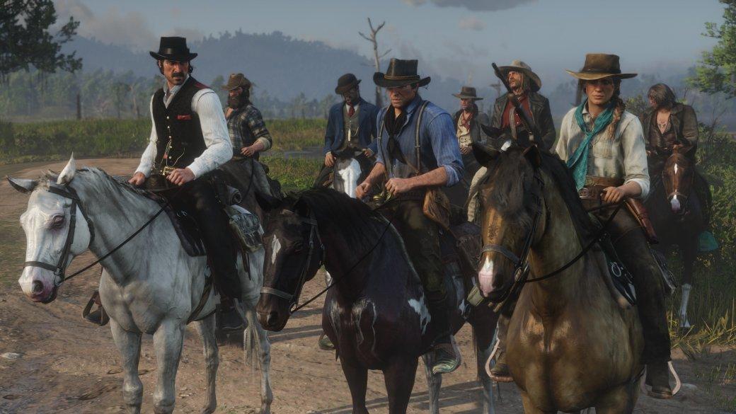 Появились первые подробности онлайн-режима Red Dead Redemption2. Нарелизе игры его небудет | Канобу - Изображение 1