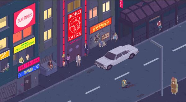 Ретро, киберпанк и пошаговые бои в трейлере новой игры Ильи Мэддисона  The Mercury Man | Канобу - Изображение 0