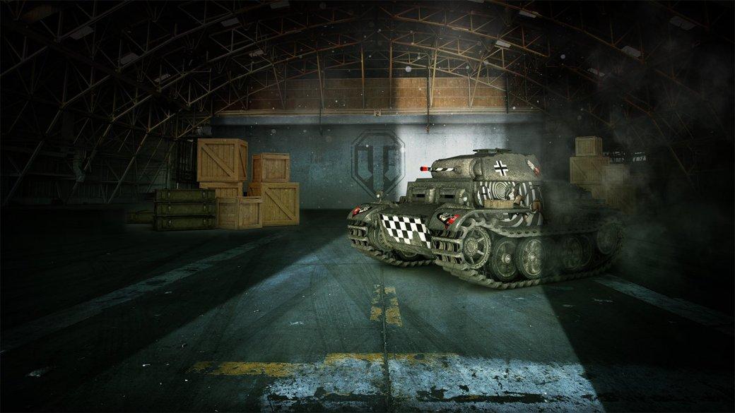 PS4-версия World of Tanks запустится на следующей неделе | Канобу - Изображение 7320