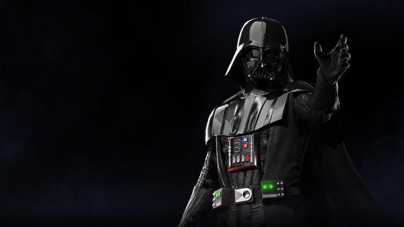 Гифка дня: огромная боль Дарта Вейдера вStar Wars Battlefront II. - Изображение 1
