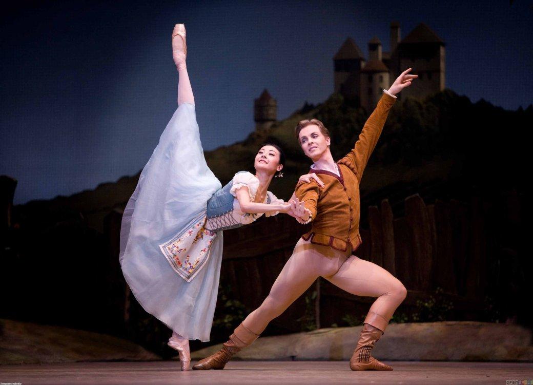 Приз за худшую секс-сцену получила книга, сравнившая процесс с балетом | Канобу - Изображение 244